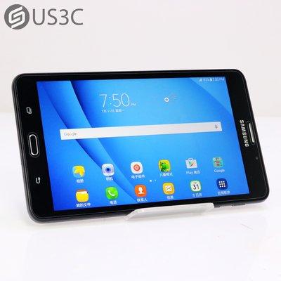 【US3C-小南門店】【一元起標】Samsung Galaxy Tab A 2016 7吋 1.5G/8G T285 LTE+WiFi 平板電腦 二手平板