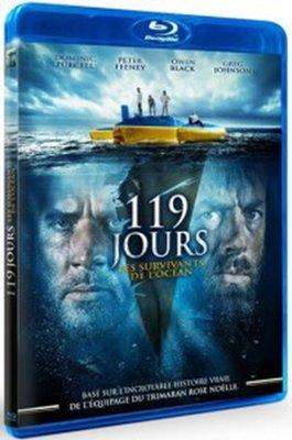 【藍光電影】119天:海上歷險記 ABANDONED (2015) 96-027