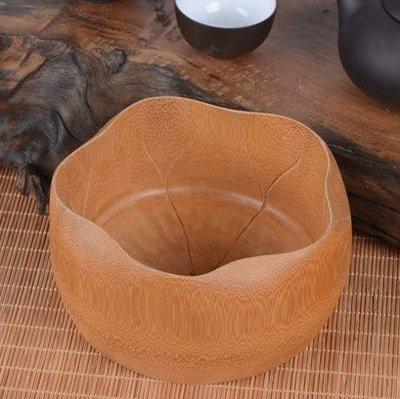 【Art in THE】竹制茶荷 茶葉盒 竹碗 乾果盒 茶點盤 茶道用品