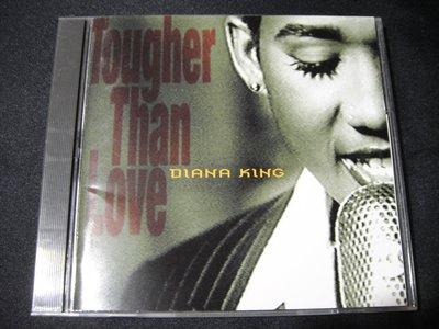 【198樂坊】Diana King - Tougher Than Love (Shy Guy....日版)BV