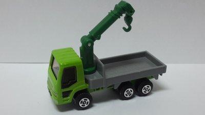【小幫手2館】奧麗 迷你合金車模型玩具 模型玩具車 - 吊卡車