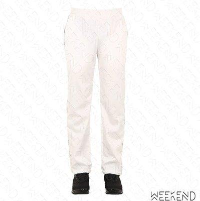 【WEEKEND】 C2H4 Workwear Chemist 化學製品 休閒 長褲 白色