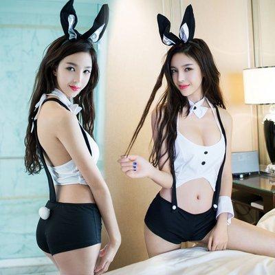 情趣內衣服兔女郎夜店兔子裝角色扮演制服性感緊身露背騷激情套裝