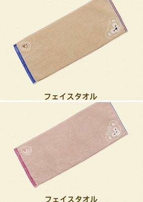 Disney 東京海洋迪士尼 限定 Duffy 達菲熊 雪莉玫長毛巾