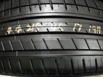 【宏勝輪胎】中古胎 落地胎 維修 保養 底盤 型號:215 45 17 米其林PS3 2條 9成新