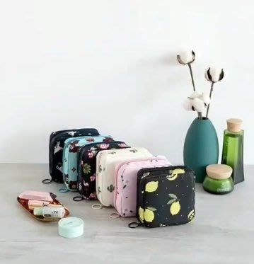韓版防水衛生棉收納包