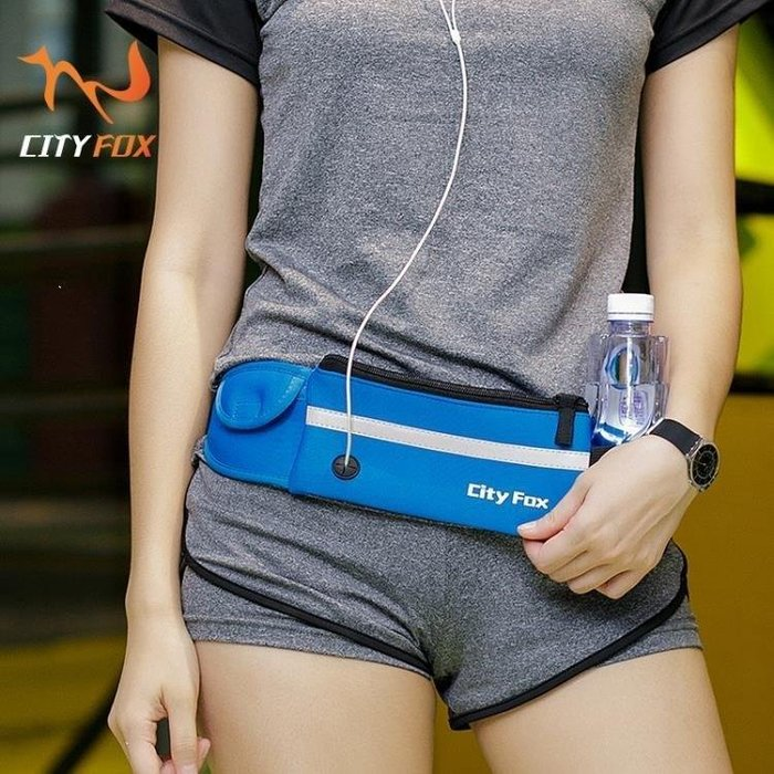 麥麥部落 運動腰包多功能跑步包男女士迷你小隱形防水健身戶外水壺手機腰包MB9D8