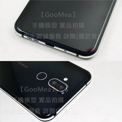 【GooMea】原裝 黑屏 諾基亞Nokia 7.1 Plus + 5.84吋模型展示樣品包膜dummy摔機整人假機交差