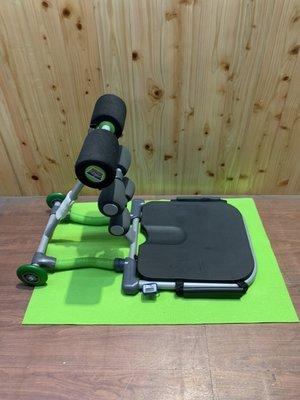 TOTALCore仰臥起坐機附軟墊 健身器材 有氧訓練 室內運動器材 跑步機 室內健身房 A3288【晶選二手傢俱】 台中市