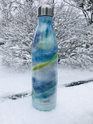法蘭克愛咪 Swell  彩雲不鏽鋼保溫杯保溫瓶 現貨 不鏽鋼保溫杯隨行杯 25oz/740ml 超適合喜歡喝水的朋友