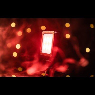 九晴天 租攝影燈,租閃光燈~MediaStorm 彩光 LED手燈 (3200K-5700K)