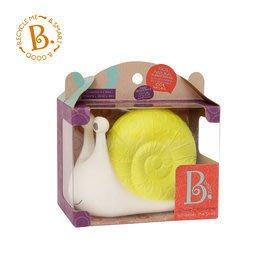 【魔法世界】美國【B.Toys】捲心蝸牛固齒器