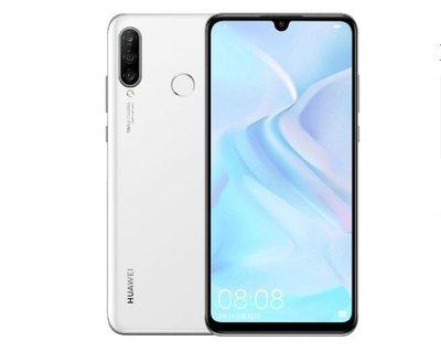 《亞屴電訊》Huawei Nova 4e 6.15吋 3200萬相機 6GB 128G B 黑、白、藍 現貨7500元