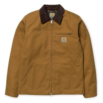 Carhartt WIP Detroit Jacket Brown S號