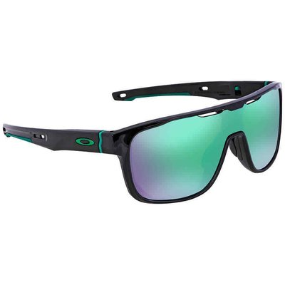 Oakley Crossrange Shield Prizm Jade Sport Men's  OO9387 938703 31男太陽眼鏡