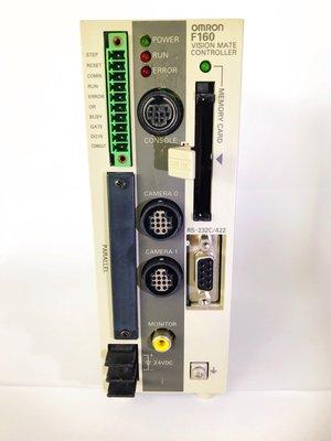 行家馬克 工業電腦 工控 OMRON F160-C10-004 VISION MATE CONTROLLER 視覺系統 買賣維修