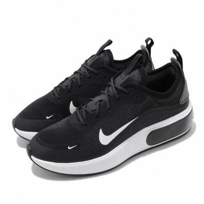 【吉米.tw】NIKE AIR MAX DIA 大氣墊 增高 慢跑鞋 黑 CI3898-001 MAR