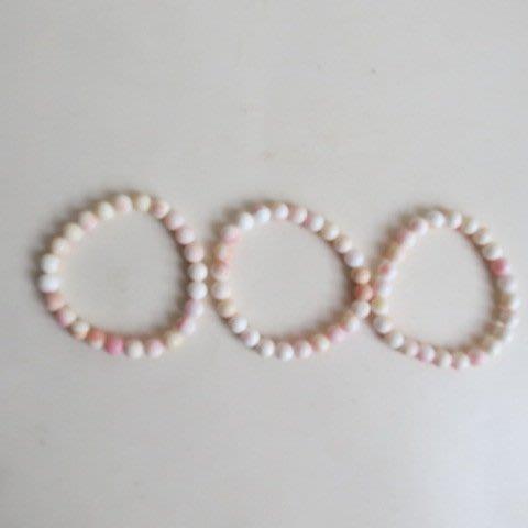 [ 廣緣-手珠 ] A貨  稀有7mm女皇硨磲手珠1串  ** 可議價 **