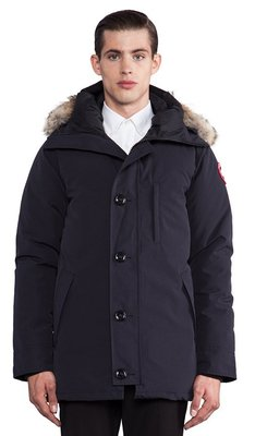 ~The Black Dan Moccani~CANADA GOOSE CHATEAU 加拿大 頂級鵝羽絨派克外套