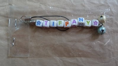 一元起標----Tiffany 鈴噹造型吊飾,鑰匙圈, 飾品, 掛飾