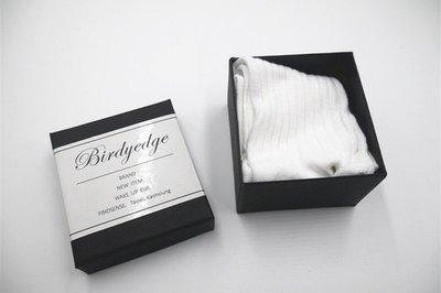 FINDSENSE 小腿 白長襪 小白襪 小白鞋 襪子 白襪 素面 極簡 精緻 盒裝 禮品 穿搭 單品 配件