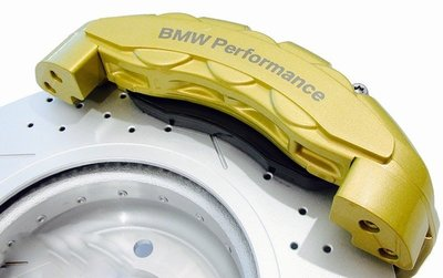 國豐動力 BMW PERFORMANCE E90 E87 E82 E92 原廠BREMBO六活塞煞車組 價格含工資