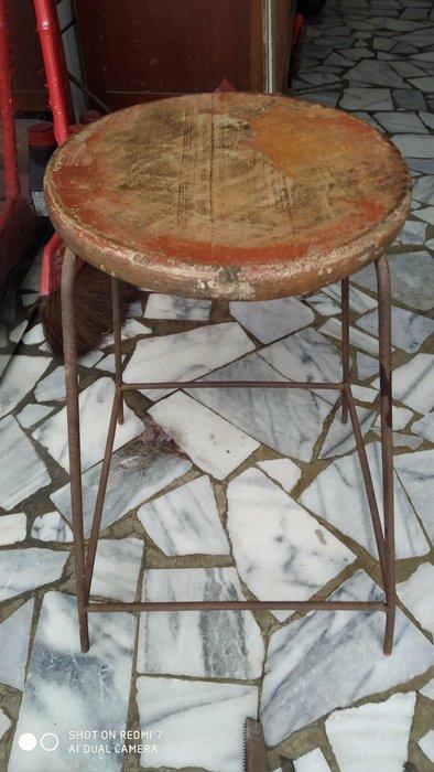 鋸財,老年代,椅頭,