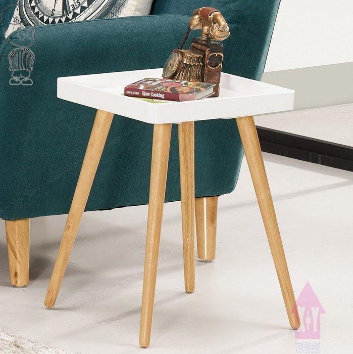 【X+Y時尚精品傢俱】現代客廳系列-帕姆 方型休閒小茶几.簡約風格.桌腳橡膠木實木.摩登家具