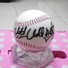 棒球天地----統一獅 徐余偉 簽名球.字跡漂亮