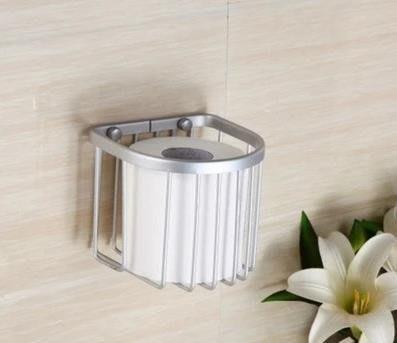 ☜男神閣☞打孔廁所衛生間紙巾盒捲紙筒架 廁紙盒 浴室置物架衛生紙盒紙巾簍