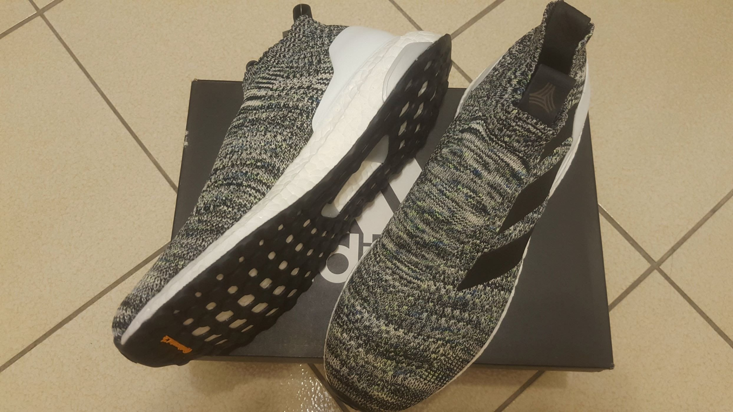 separation shoes ff4f3 015d3 Adidas Ace 16+ A16+ PureControl Ultra Boost Multi-Color US7.