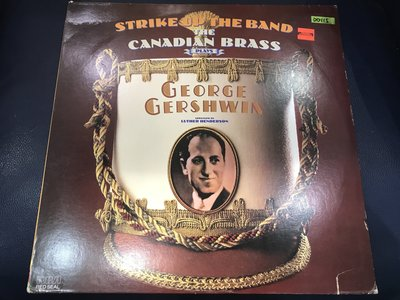 開心唱片 (STRIKE UP THE BAND / GERSHWIN) 二手 黑膠唱片 DD115