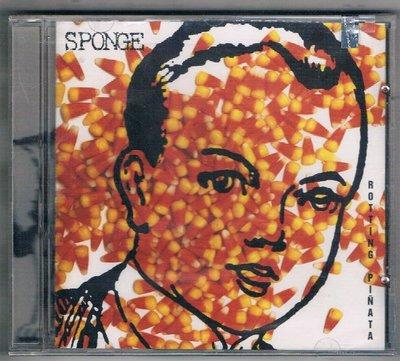 [鑫隆音樂]西洋CD-SPONGE/ROTTING PINATA {OK5780} 全新