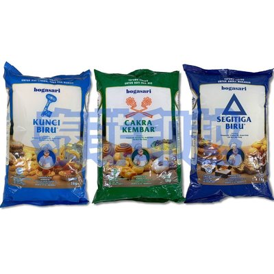 {泰菲印越 }  印尼 BOGASARI 麵粉 1KG