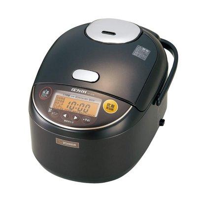 [日本代購] ZOJIRUSHI 象印 壓力IH電子鍋 NP-ZD18-TD 容量1升 10人份 (NP-ZD18)