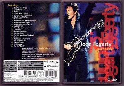 音樂居士#John Fogerty - Premonition () DVD