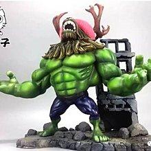 海賊王 Avengers 正版 GK 小王子 Hulk Chopper
