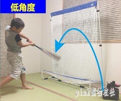 棒球壘球專業訓練設備-迷你棒球自動拋球機發球機 【】