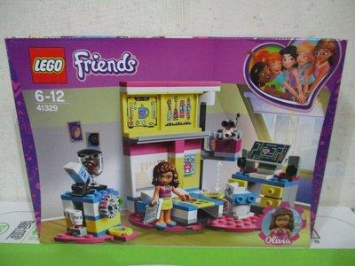 1戰隊芭比莉卡MEGA美高LEGO樂高Friends好朋友系列41329奧麗薇亞的豪華臥室積木公仔特價四佰二十一元起標