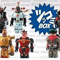 銷賣  Medicom Kubrick Lincoln 2 box set (Tsukkomi box + Boke box)