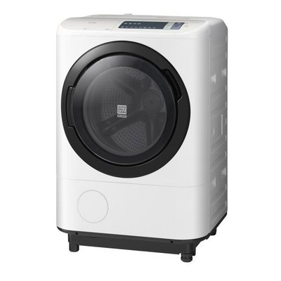 【全家家電】《享折扣》HITACHI日立 BDNV115AJR 12.5公斤/右開 滾筒式洗衣機 (洗脫烘)