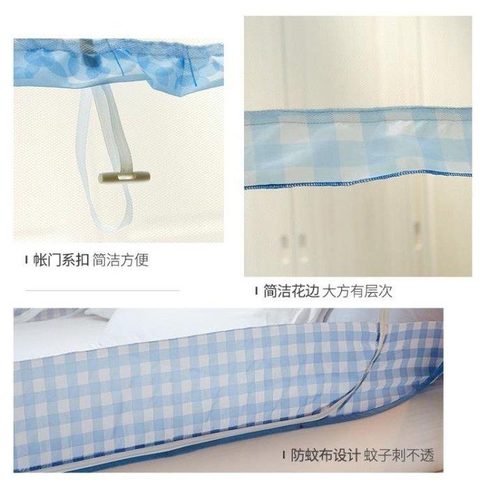 學生上下床蚊帳免安裝蒙古包 上鋪1.2m/0.9/1.0米單人宿舍子母床SMB7477