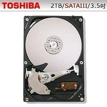 【鳥鵬電腦】TOSHIBA 東芝 DT01ACA200 2TB 3.5吋內接式硬碟 64M快取 2T 7200轉