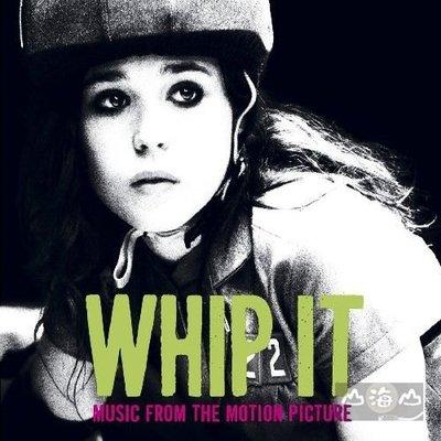 【出清價】飆速青春-電影原聲帶 Whip It / O.S.T. --- 8122798470
