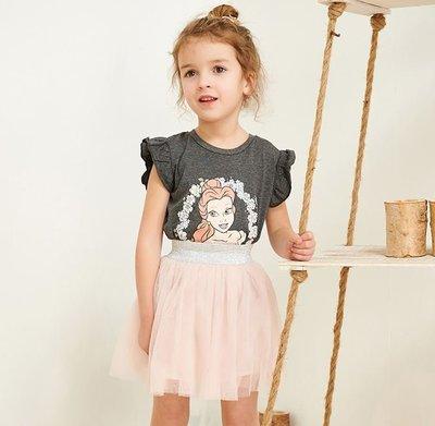 ❤現貨C219❤歐美風品牌童裝套裝 裙子套裝 公主系澎裙