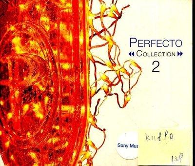 *真音樂* PERFECTO / COLLECTION2 二手 K11890(下標賣)