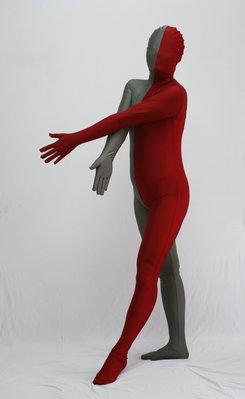 DN-0130 彈力萊卡全包緊身衣 舞台表演體操舞蹈情趣 角色扮演 Cosplay