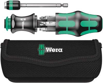【Wera Kraftform Kompakt 25種 螺絲起子組】