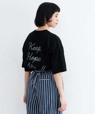 |The Dood Life|merlot keep hope alive 刺繡少女系T cube sugar sm2