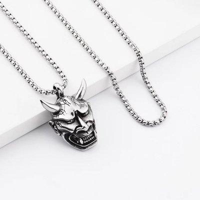 【Result】鬼夜叉銀項鍊 Silver chain Hiphop MGK饒舌歌手愛用款